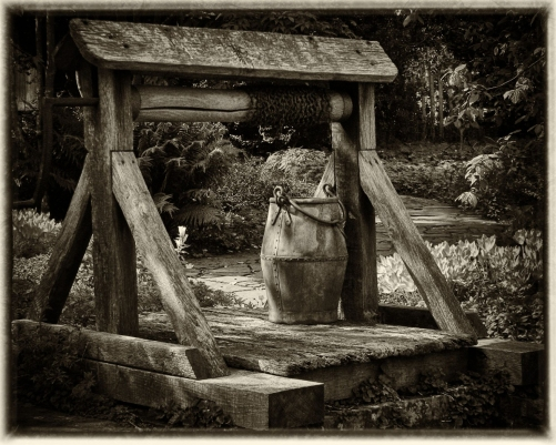 The Old Well by Margaret Stredwick
