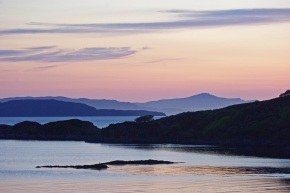 Inner Sound, Raasay by Stephen Gates ARPS