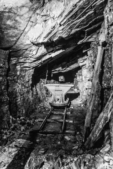 Tunnel Vision by Den Heffernon