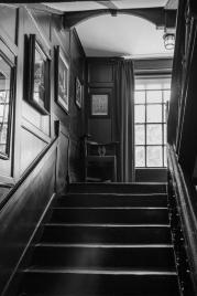 Stately Staircase by Den Heffernon