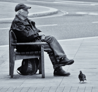 Waiting by Margaret Stredwick