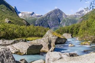 Mountain Brook by Den Heffernon
