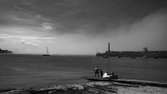 Sail Away by Jose Souto