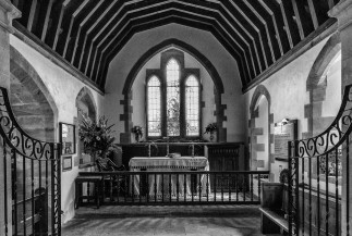 The Chapel by Den Heffernon