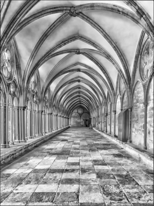 The Cloisters by Susan Grimes