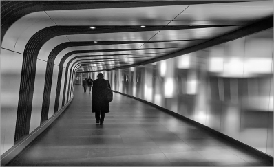 Through the Tunnel by Dave Harris LRPS