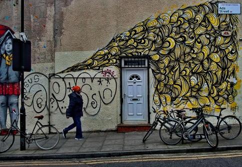Hackney Street by Dave Harris LRPS