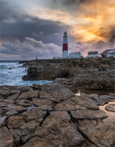 Portland Bill by Robert Williams